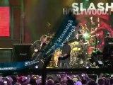 Slash Ft. Myles Kennedy performs at Jimmy Kimmel Live