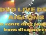- CUISSE LA - - WIPITIPITI - - Les Aiglons