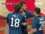 Inter Milan  VS  Siena 2-1 Highlights.