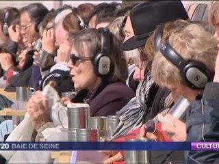 Journal télévisé de France 3 Baie de Seine du mercredi 11 avril 2012