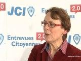 La JCEF rencontre Martine Billard 12 avril 2012