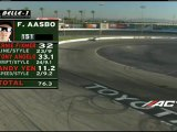 Ken Gushi scores a 69.4 during session 1 of qualifying for Formula Drift Round 7