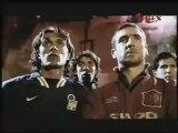 Cantona pub Nike - Le Bien contre le Mal
