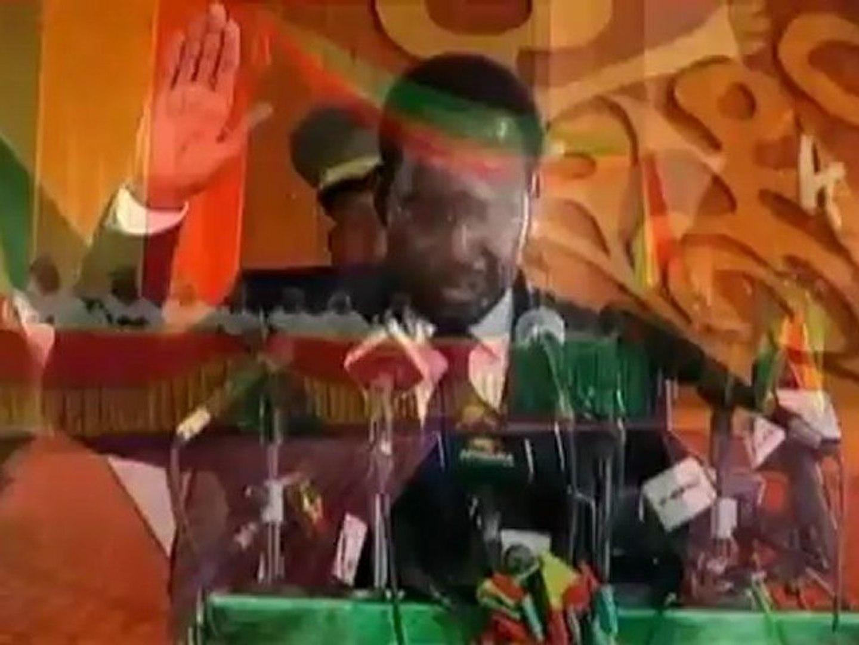 Dioncounda Traore sworn in as president of Mali