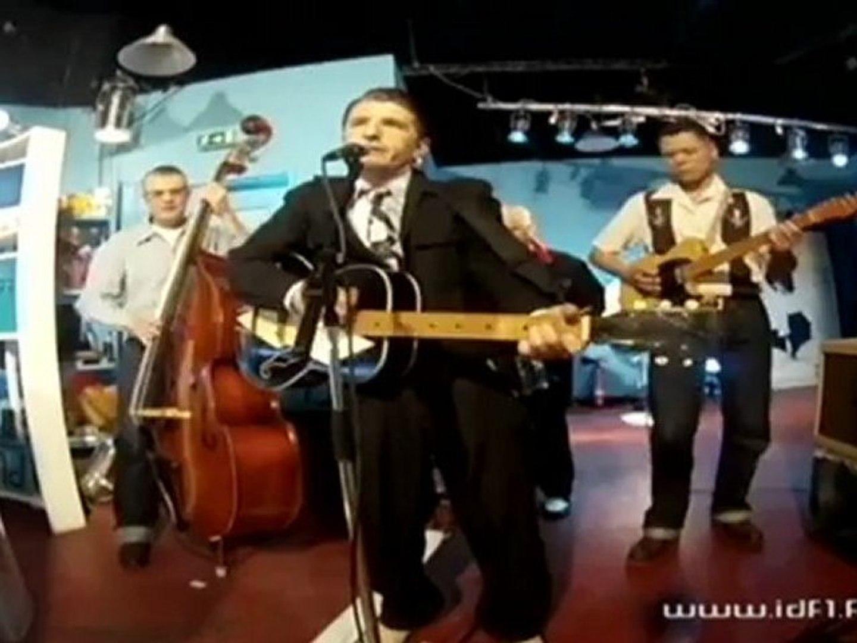 JJDA : Les Four Aces en LIVE !  les invités du 12/04/2012