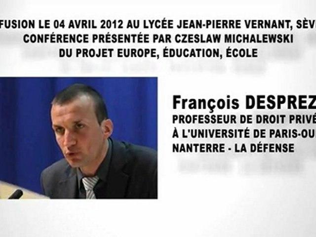 Le procès pénal, François DESPREZ