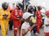 Le Grand Prix de Formule 1 de Bahreïn est maintenu.