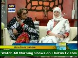 Good Morning Pakistan By Ary Digital - 13th April 2012 - Part 1/4