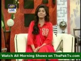 Good Morning Pakistan By Ary Digital - 13th April 2012 - Part 2/4