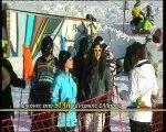 Άνοιξη παρέα με χιόνι και σκι στον Παρνασσό