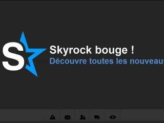 Skyrock bouge !