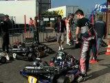 GPO Karting Varennes -  le X30 - part 1