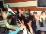 فري برس ريف دمشق مسائية الثوار في الذيابية 12 4 2012 Damascus