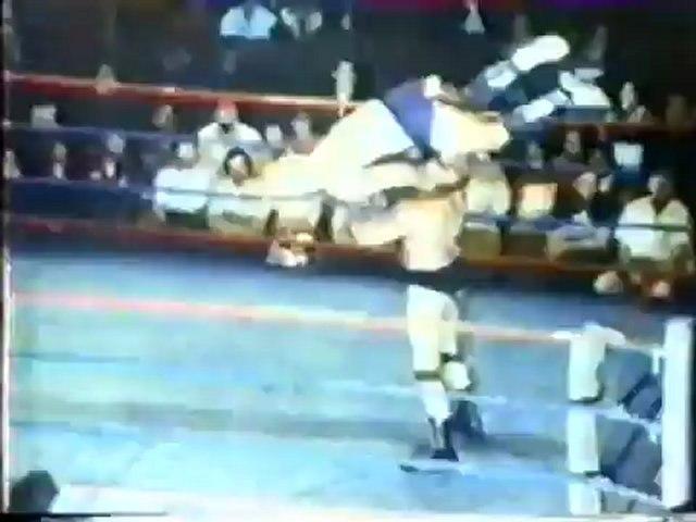 Ric Flair vs Mark Lewin