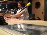 Entretien avec CARLTON RARA au studio 72 pour Ouvert la nuit