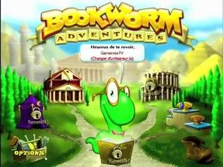 Bookworm Adventures sur GameTree TV