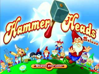Hammerheads sur GameTree TV