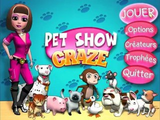 Pet Show Craze sur GameTree TV