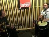 """CARLTON RARA, """"Papa Danbala"""" live au studio 72 pour Ouvert la Nuit"""