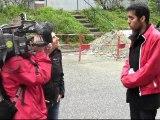 Porte à porte : La télé Suisse à Chambéry