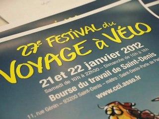 Festival du voyage à vélo 2012
