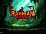 MaCentième : Défis Rayman Origins - Coffrapattes + Lande aux esprits frappés (Xbox 360 - HD)