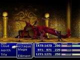Final Fantasy 7 [21] Noir c'est noir, il n'y a plus d'espoir...
