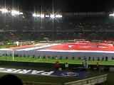 Le Parc des Princes lors du Classico PSG OM du 8 Avril 2012