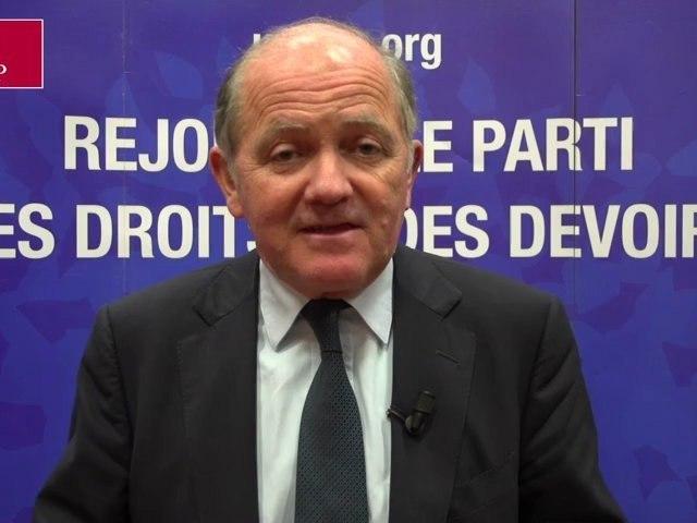 François Goulard - Législatives 2012