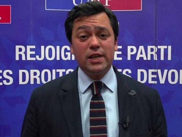 François Guéant - Législatives 2012