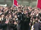 Corée du Nord: Kim Jong-Un prononce son premier discours