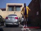 Ron Artest wears short shorts