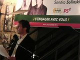 Christophe Cavard candidat EELV Législatives 2012 lancement de campagne 30 mars 2012