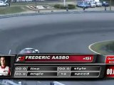 FREDRIC AASBO at Formula Drift Round 4, Wall Stadium NJ, Top 32 (1st run)