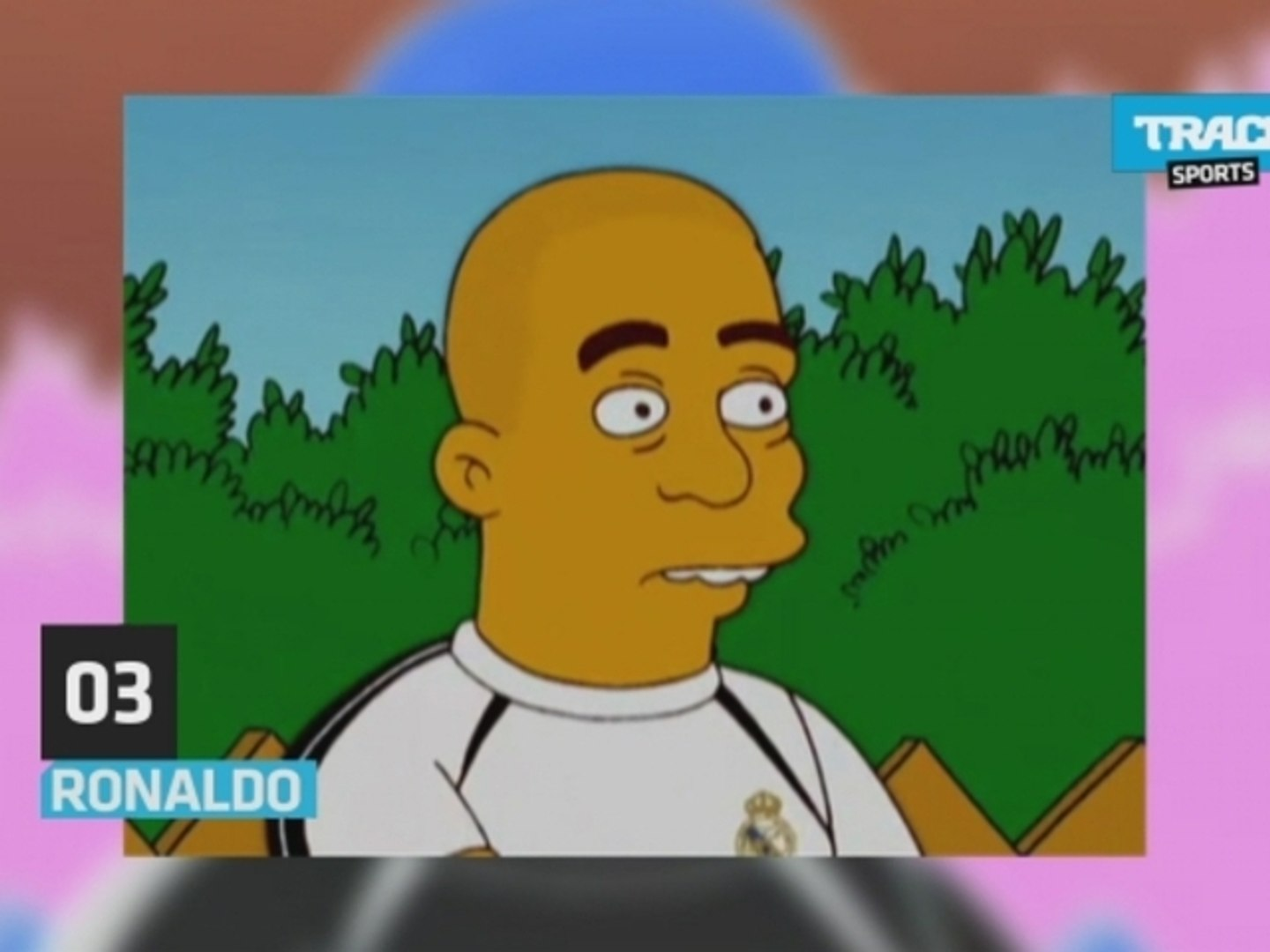 Top Gossip: The athletes in 'The Simpsons'