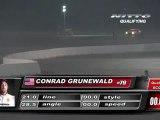 RYAN TUERCK  During Qualifying for Top 32 @Formula Drift Las Vegas 2011 (second run)
