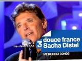 Bande Annonce du documentaire sur Sacha Distel sur France 3 Paris Ile-de-France
