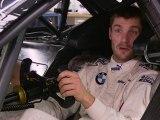 BMW DTM Interview Martin Tomczyk BMW works driver