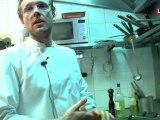 Dans les cuisines de la Pizzetta Piu Grande