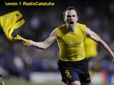 Gol de Iniesta vs Chelsea - Radios (6-5-2009)