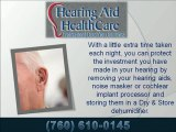 Dry and Store Dehumidifier Effectively Reduces Hearing Aid Repairs | Palm Desert CA
