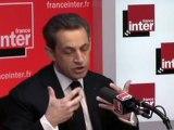 Matinale spéciale : Nicolas Sarkozy réagit à l'édito de Thomas Legrand