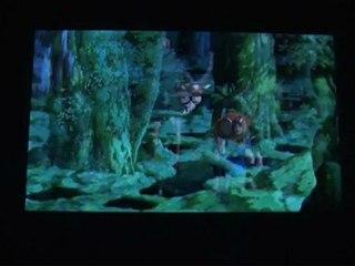La forêt de Hayao Miyazaki