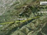 Un câble entre l'agglomération grenobloise et le Vercors