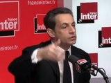 Matinale spéciale : Nicolas Sarkozy dans Interactiv'