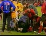 EAG National parcours en coupe de France 94-95
