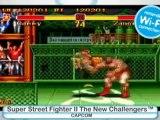 Super Street Fighter II : The New Challengers (WII) - Trailer 01
