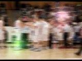 Beko Basketbol Ligi 29.Hafta maçı Tofaş-Türk Telekom Tanıtım