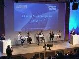 """Conférence """"Le grand défi du premier emploi"""" - Table Ronde 1 : Et si on faisait confiance aux jeunes ?"""