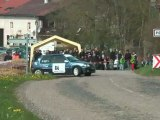 Rallye du Cristal 2012 - Maxime Choffel/Maxime Tinchant